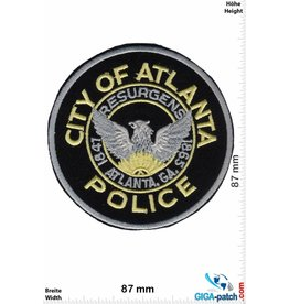 Police City of Atlanta - POLICE - HQ