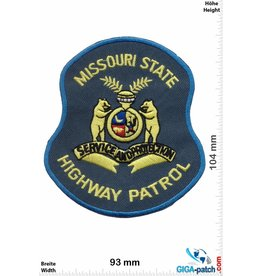 Police Highway Partol - Missouri State - HQ