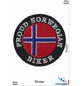 Norwegen, Norway Norwegen - Proud Norwegian Biker - Norway