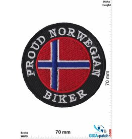 Norwegen, Norway Proud Norwegian Biker - Norway