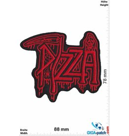 Pizza Pizza - Punk - red