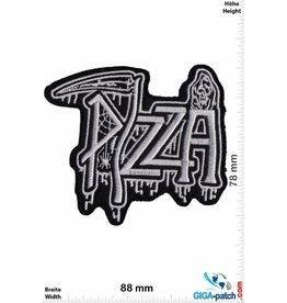 Pizza Pizza - Punk - black silver