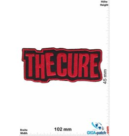 The Cure  The Cure - red