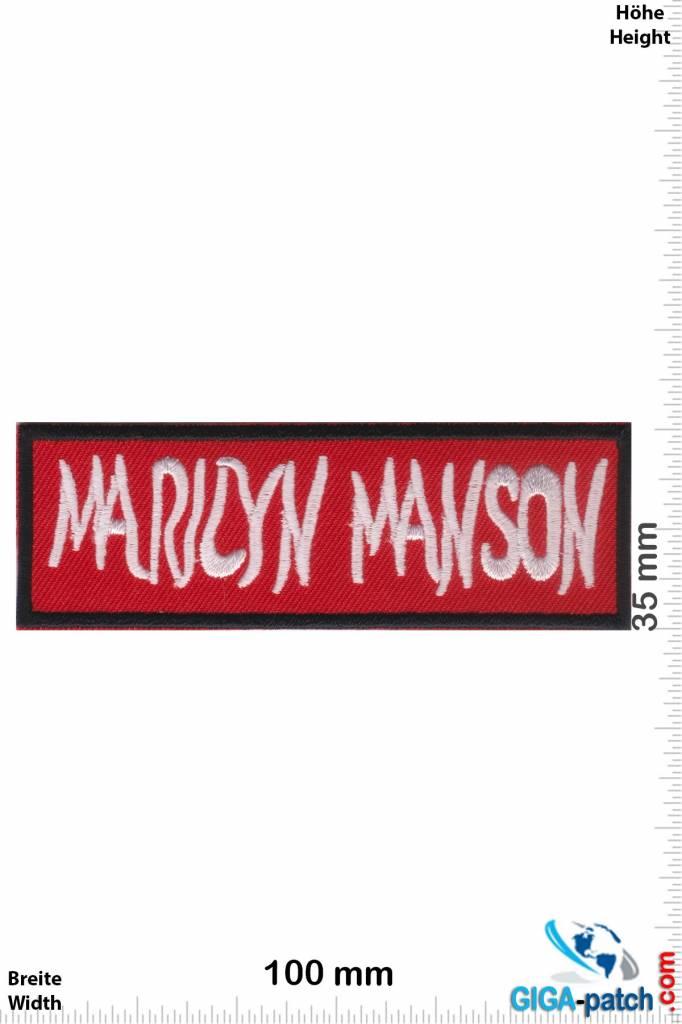Marilyn Manson Marilyn Manson