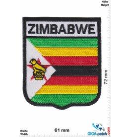Zimbabwe Zimbabwe - Simbabwe - Wappen