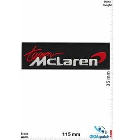 McLaren Team McLaren