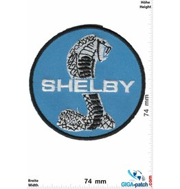 Shelby Shelby - Mustang  -blau