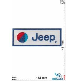 Jeep Jeep - blau weiss
