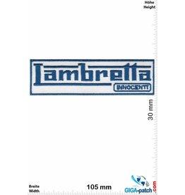 Lambretta Lambretta - Innocenti - blue