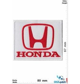 Honda Honda - rot weiss
