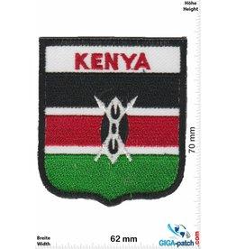 Kenya Kenya - Kenia - Wappen