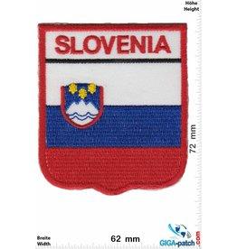 Slovenia Slovenia- coat of arms