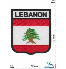 Lebanon Lebanon - Libanon - Wappen