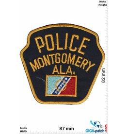 Police Police Montgomery Alabama