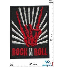 Rock n Roll Rock n Roll - skull
