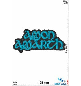 Amon Amarth Amon Amarth -blau - Melodic-Death-Metal