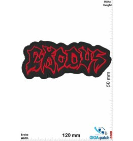 Exodous Exodous - red - Thrash-Metal-Band