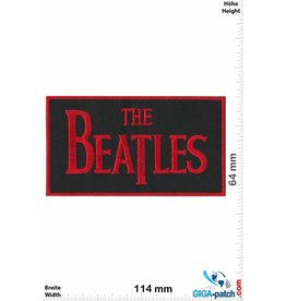 Beatles  The Beatles - red