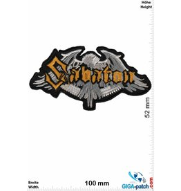 Sabaton  Sabaton - silver gold