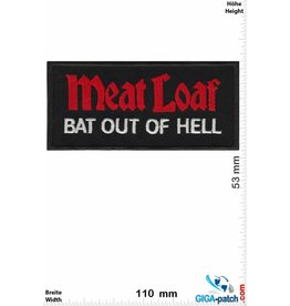 Meat Loaf Meat Loaf - Bat out of Hell