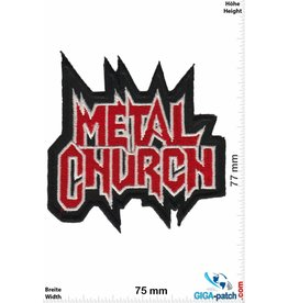 Metal Church  Metal Church - Metal-Band