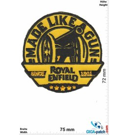 Royal Enfield Royal Enfield - Made like a Gun - yellow