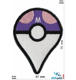 Pokémon Go Nindento - Pokémon Go - purpule