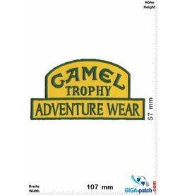 Camel Camel Trophy Adventure Wear  - neongreen