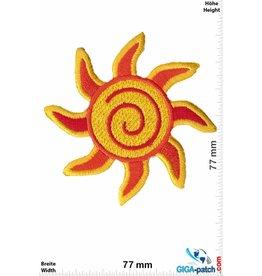 Sun Sonne - Sun - gelb