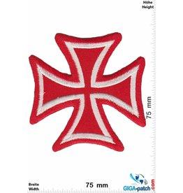 Kreuz Eiserne Kreuz - rot