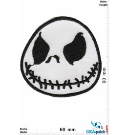 Nightmare Ghost - small- Smiley - Nightmare before christmas