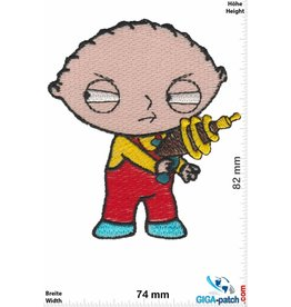 Stewie Family Guy - Stewie Griffin - Laser