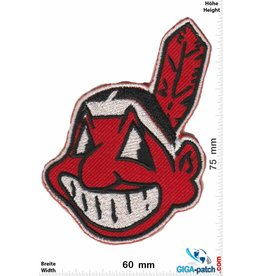 Cleveland Indians Cleveland Indians - Chief Wahoo - Baseball- MLB