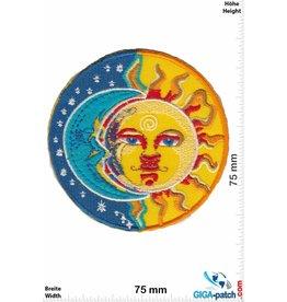 Sun Sonne Mond - Sun  Moon - color - HQ