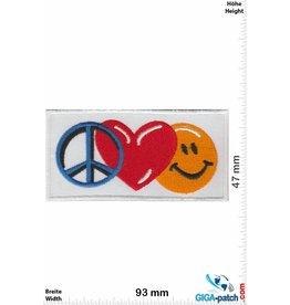 Frieden Peace - Heart - Smile