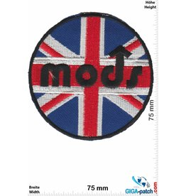 Mods Mods - UK - Union Jack