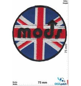 Mods Mods - UK - Union Jack