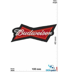 Budweiser Budweiser - black red