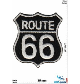 Route 66 ROUTE 66  - small - 2er  Set !