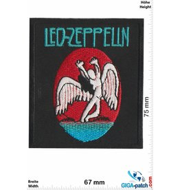 Led Zeppelin Led Zeppelin - The Song Remains The Same - Color