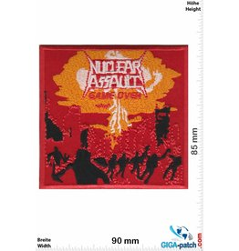 Nuclear Assault  Nuclear Assault - Thrash-Metal-Band