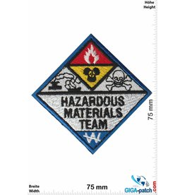 Police Hazardous Materials Team - Police