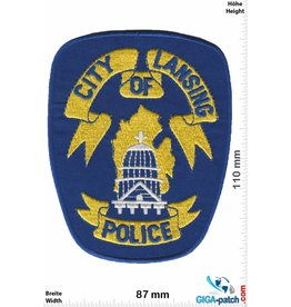 Police City of Lansing - POLICE - Big
