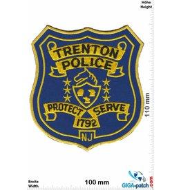 Police Trenton Police- Protect Service 1792 - Big