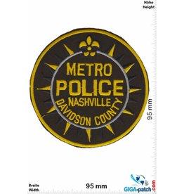 Police Metro Police Nashville - Davidson County - Big