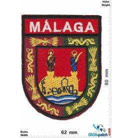 Murcia Wappen Malaga - Spanien