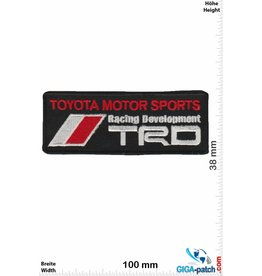 Toyota Toyota Motor Sports - TRD - Racing Development