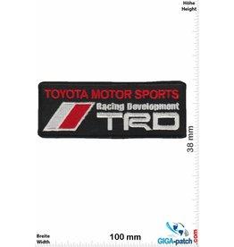 Toyota Toyota Motor Sports - TRD - Racing Development