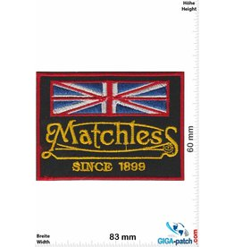 Matchless Matchless - UK - Since 1899- Vintage