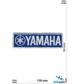 Yamaha Yamaha silber/blau